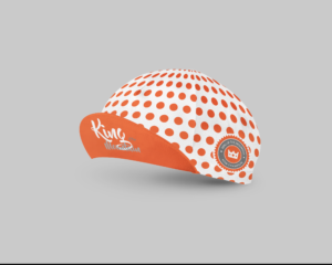 King of the mountain cycling cap